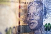 Rand hands back early gains to end flat