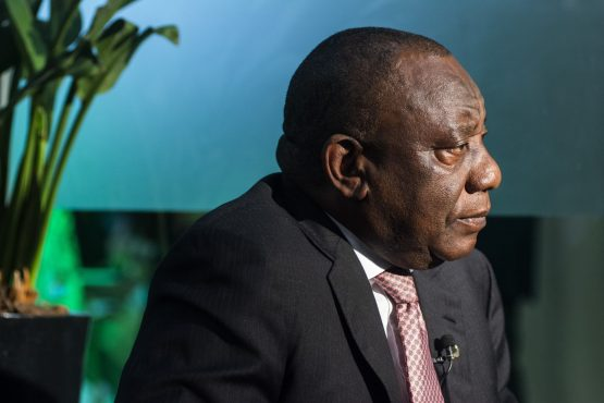 For things to improve, President Cyril Ramaphosa has to find a way to deliver policy certainty. Image: Waldo Swiegers, Bloomberg
