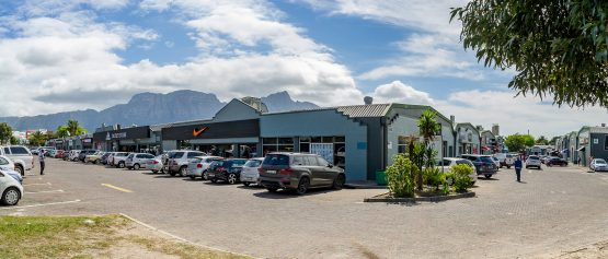 Arrowhead's Access Park retail property in Claremont, Cape Town. Image: Supplied