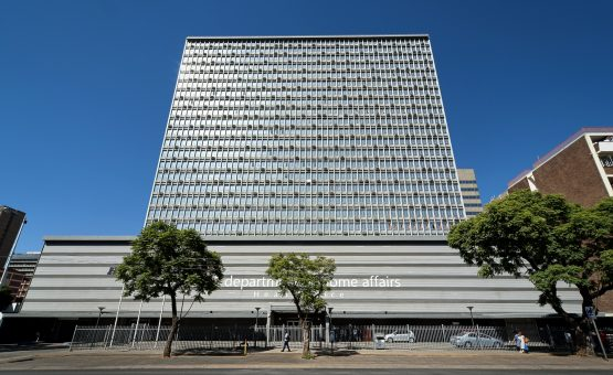 Delta's Hallmark Building in Pretoria, one of the properties leased to the Department of Public Works. Image: Supplied