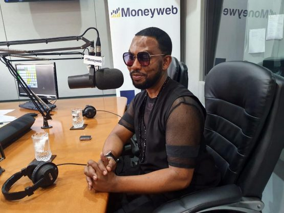 David Tlale says re-defining his brand in order to remain relevant amid the global pandemic is a priority. Image: Moneyweb