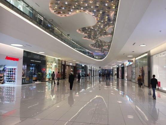 The revamped and expanded Fourways Mall is half-owned by Accelerate Property Fund. Image: Suren Naidoo, Moneyweb