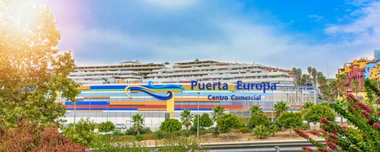 Puerta Europa shopping centre in Spain, Vukile's latest acquisition through its Spanish subsidiary. Image: Supplied