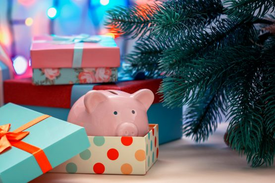 Deck your folio with stocks looking sunny, fa la la la la, la la la la. 'Tis the season to make money, fa la la la la, la la la la. Image: Shutterstock