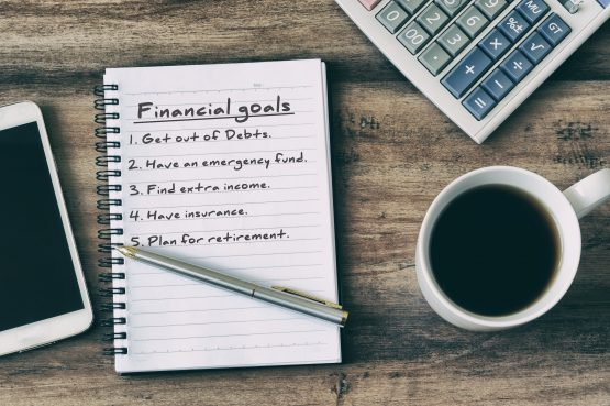 From investing decisions to long-term and short-term insurance - a list on handling your finances in 2020. Image: Shutterstock