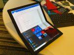 Lenovo shows off new $2 499 foldable laptop as technology improves