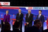 Sanders, Biden lead in New Hampshire poll: campaign update