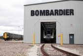 Bombardier in talks to combine rail unit with Alstom