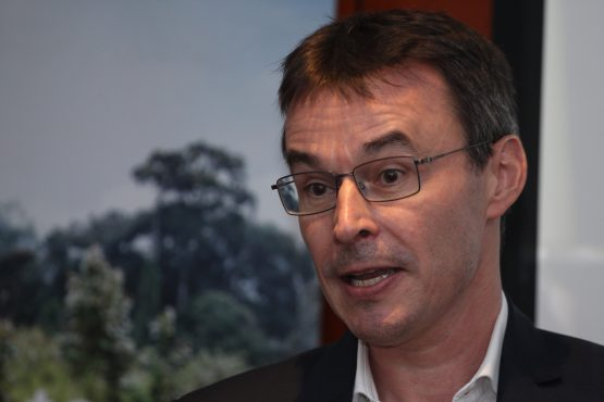 Filip van den Heede took up the reins as MD of UD Trucks Southern Africa on January 1. Image: Moneyweb
