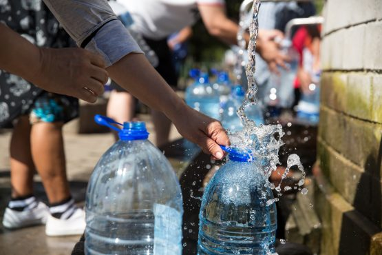 Averting a water crisis while fixing the Eskom crisis, the top two priorities identified by Absa's post-budget review panel. Image: Shutterstock