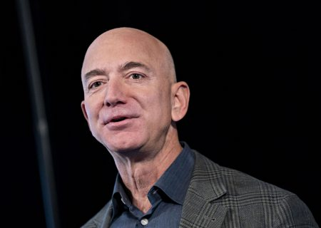 Bezos wraps up his latest Amazon stock sales for $6.7bn