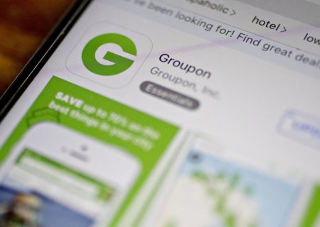 Groupon plunges after missing estimates, announcing overhaul