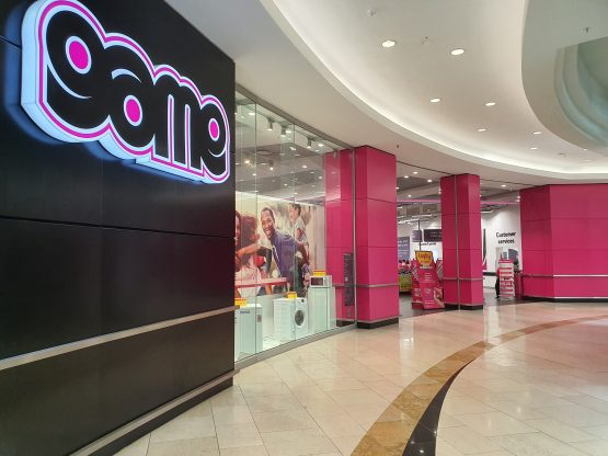 Game, Massmart's biggest division in terms of number of stores, continues to make a loss. Image: Suren Naidoo, Moneyweb