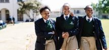 Education house sees maiden group of matrics