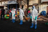 Gloves, masks and protective gowns are Solidarity Fund's priority