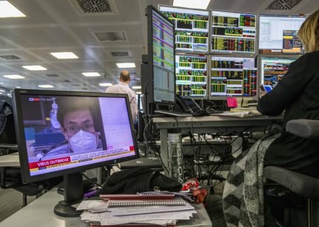 Asian shares hit two-month high as economic optimism spreads