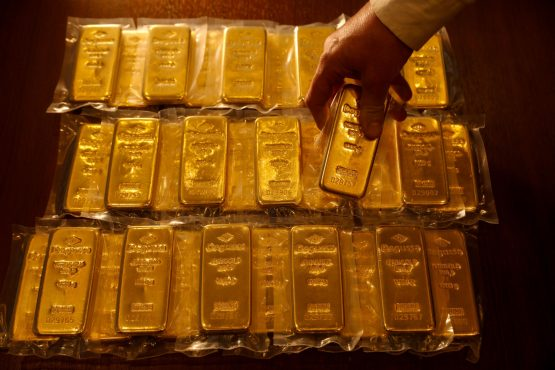 Gold Prices In India Ease On Profit Booking