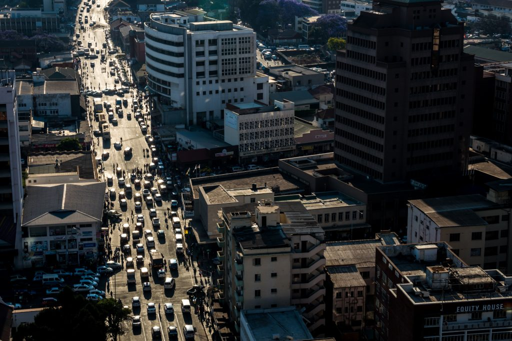 Zimbabwe says banks are limiting public workers' foreign-currency access