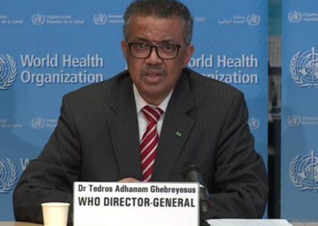 'Coronavirus a pandemic' concedes World Health Organisation