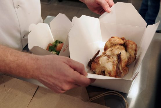 Playing chicken? The state could find that trying to come between its citizens and a hot meal could backfire. Image: Diane Bondareff, Bloomberg News