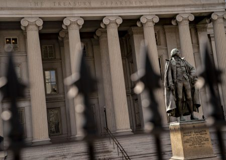 Fed's new repo measures followed a $100bn Treasury exodus