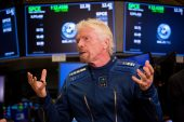 Space investors need more than Branson's trip to boost limp ETFs