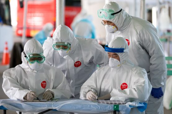 South Korean coronavirus patients re-diagnosed after they recovered