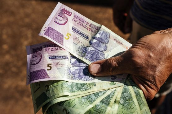 At around US$20m a month, where was the government going to be getting all this money? Image: Waldo Swiegers, Bloomberg