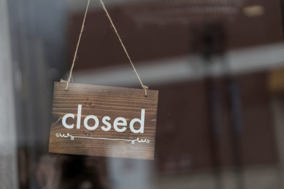 The lockdown has increased survival uncertainty for numerous businesses, with some anticipating that the impact of Covid-19 will be hard to recover from. Image: Getty Images