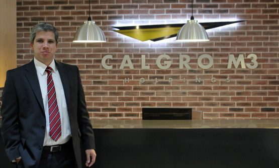 Lategan says Calgro M3 has reassessed its burial prices, reducing its packages 'considerably' to help people celebrate the lives of friends and family. Image: Supplied