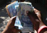 Suid-Afikaanse huishoudings se inkomste styg effens in April