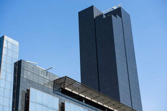 The South African Reserve Bank in Pretoria. Image: Waldo Swiegers/Bloomberg