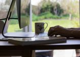 Investors are favoring firms that let people work from home