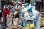 How China tested 11m people for virus in just two weeks