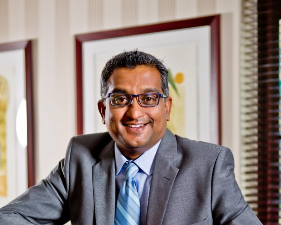 Ravi Nadasen, outgoing COO of Tsogo Sun Hotels. Image: Supplied