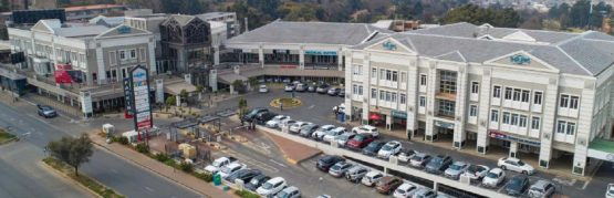 Thrupps Centre in Illovo, Johannesburg, one the convenience retail properties owned by Fortress Reit in SA. Image: Supplied