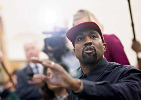Rapper Kanye West announces US presidential bid on Twitter
