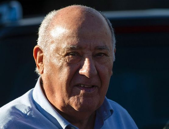 Founder and chairman of the Inditex fashion group Amancio Ortega . Image: Miguel Riopa/AFP/Getty