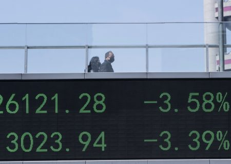 China's hottest stocks sink as Beijing cools speculative fervor