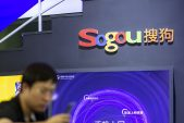 Tencent offers $2.1bn for Chinese search giant Sogou