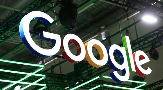 The platform allows small businesses to launch an online store, take card payments and advertise via Google. Image: Bloomberg