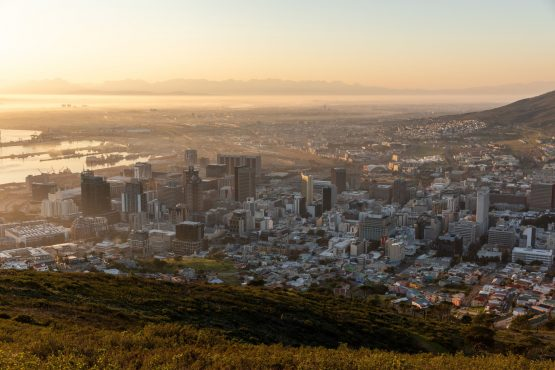 According to the 2019 State of Cape Town Central City Report, the value of property in the city centre soared nearly 40%, from 2016/2017 to 2018/2019, to R42.8bn. Image: Dwayne Senior, Bloomberg