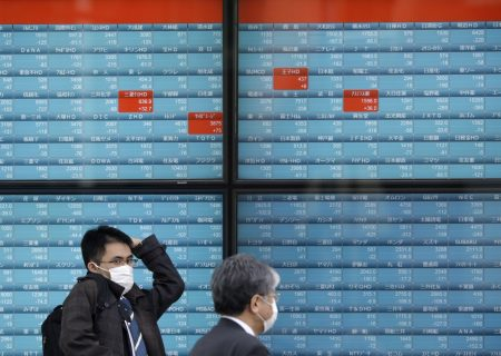 Asian stocks erase 2020 loss as rally weathers virus resurgence