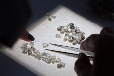 Diamond trade is roaring back