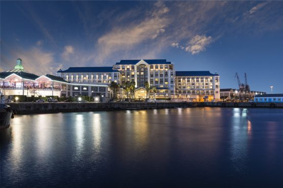 The Table Bay Hotel in Cape Town has been closed since the lockdown began in late March. Image: Supplied