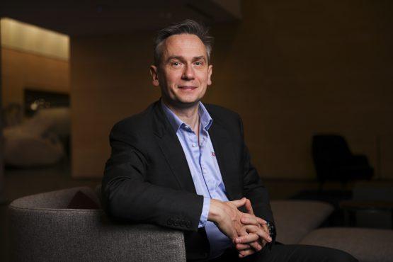 Jean-Sebastien Jacques. Image: Bloomberg