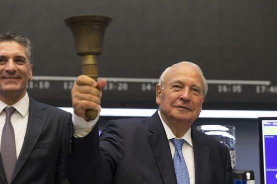 Heinz Hermann Thiele. Image: Bloomberg
