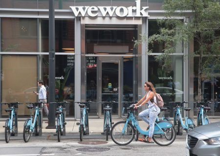 The pandemic should be WeWork's moment