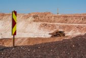 Anglo American reports first-quarter production up 3%
