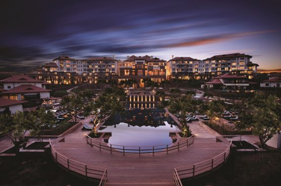 The five-star Fairmont Zimbali Hotel resort, near Ballito on the KwaZulu-Natal North Coast, has been closed since the start of the lockdown. Image: Supplied